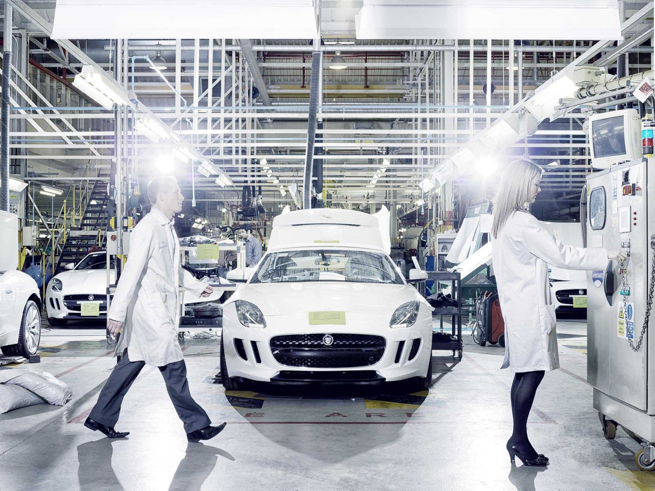 F Type Manufacturing Factory